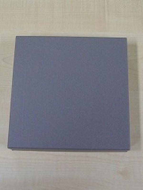 Sweet vierkant Taupe Doosje 17 x 17 x 3,5 cm