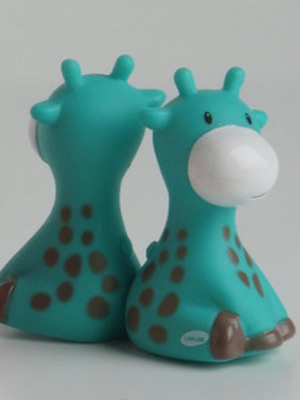 Giraf Groen Magneet per stuk