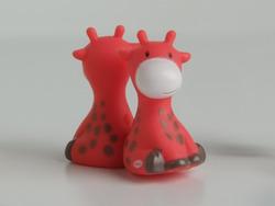 Giraf Koraal Magneet per stuk