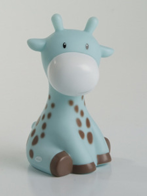 Giraf Licht Blauw Mini Spaarpot