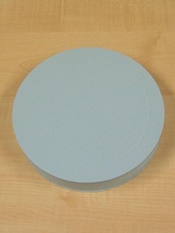 Sweet Rond Licht Blauw Doosje 17 x 3,5 cm