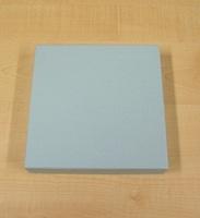 Sweet vierkant Licht Blauw Doosje 17 x 17 x 3,5 cm