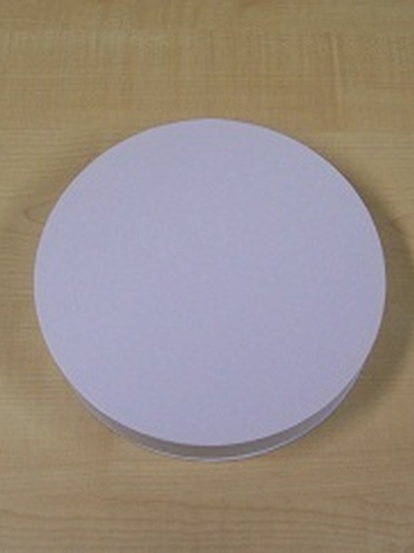 Sweet Rond Wit Doosje 17 x 3,5 cm