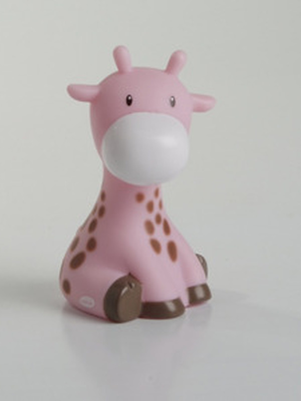 Giraf Roos Badspeeltje