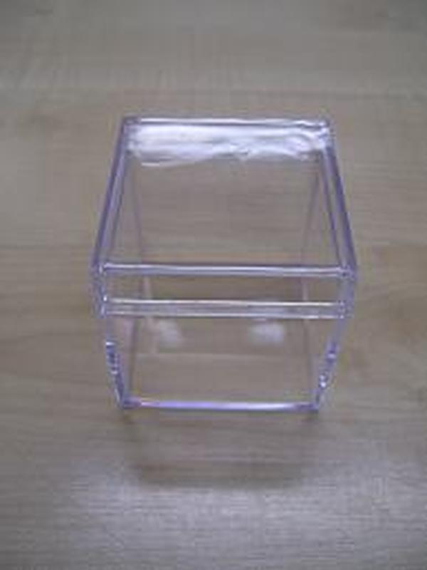 Plexi kubus helder 5x5x5cm