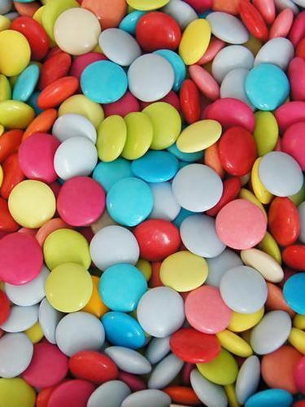 Chocolade Smarties Vanparys 1 kilo