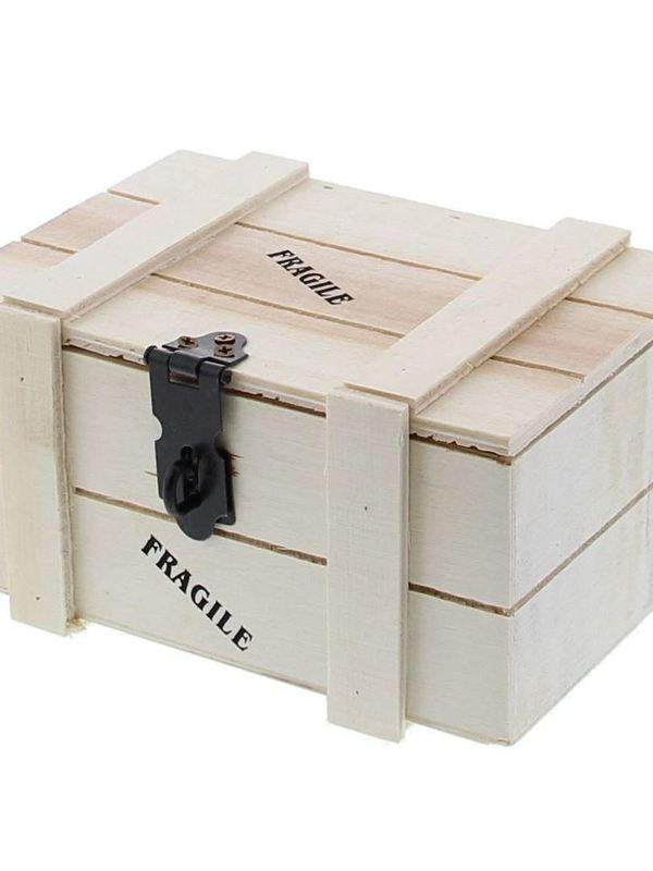 Fragile koffers