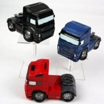 Vrachtwagen en Bouwmachines
