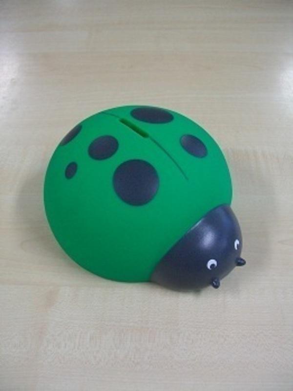 Lievenheersbeestje groen