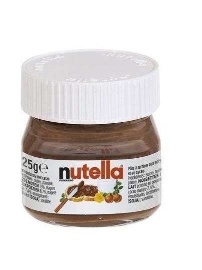 Nutella / Pringles / Koffieboontjes / Hosties