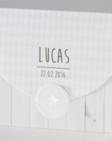 Doopsuiker Luyts - Geboortekaartjes