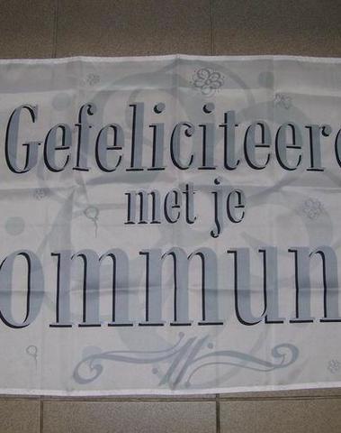Doopsuiker Luyts - Communie & Huwelijk