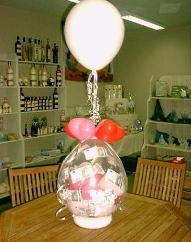 Doopsuiker Luyts - Ballons & Snoep