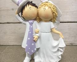 Doopsuiker Luyts - huwelijk